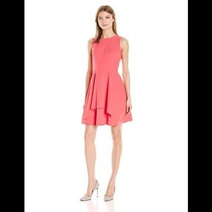 NWT Vince Camuto Flare Dress